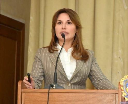 Президент ВАФК Ирина Сысоенко